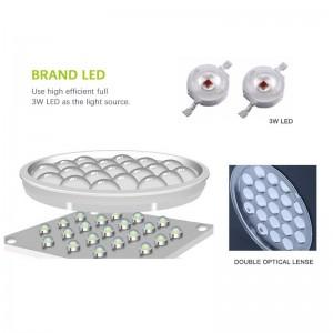 X-Grow 189PCS/3W LED Grow Light